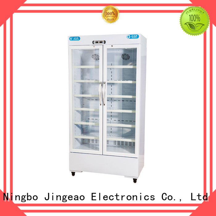 Jingeao accurate pharmaceutical refrigerator China for pharmacy