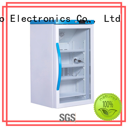Jingeao medical lockable medical fridge supplier for pharmacy