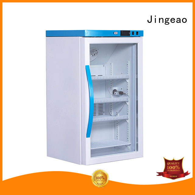 Jingeao small medical freezer experts for hospital