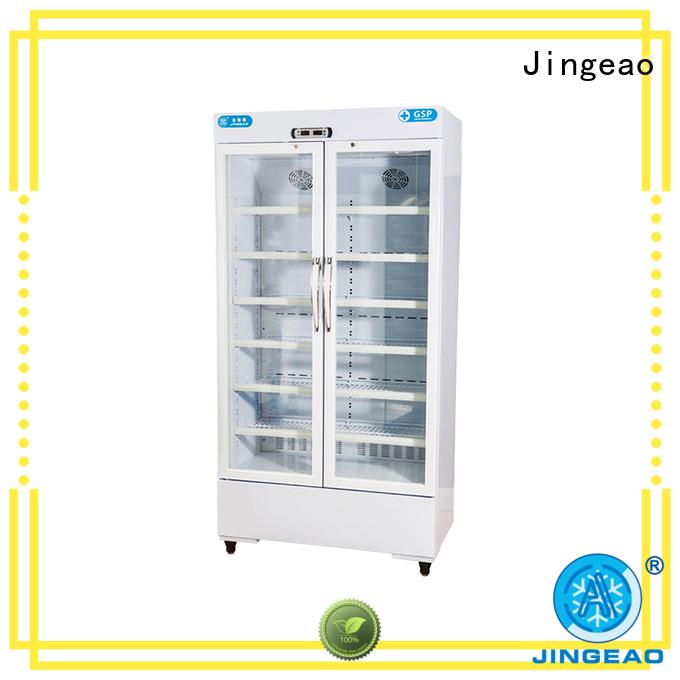 Jingeao fridge pharmacy freezer speed for pharmacy