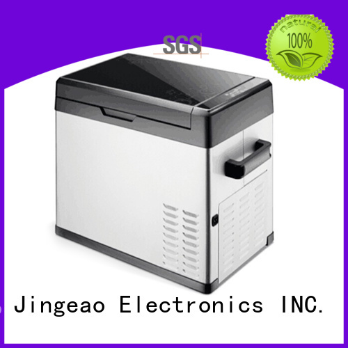 Jingeao car best 12 volt cooler type for vans