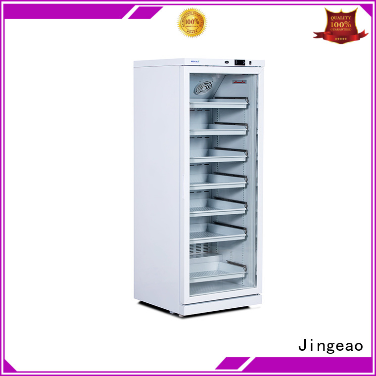 Jingeao automatic pharmacy refrigerator supplier for drugstore