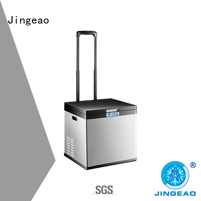 automatic portable refrigerator constantly for vans Jingeao