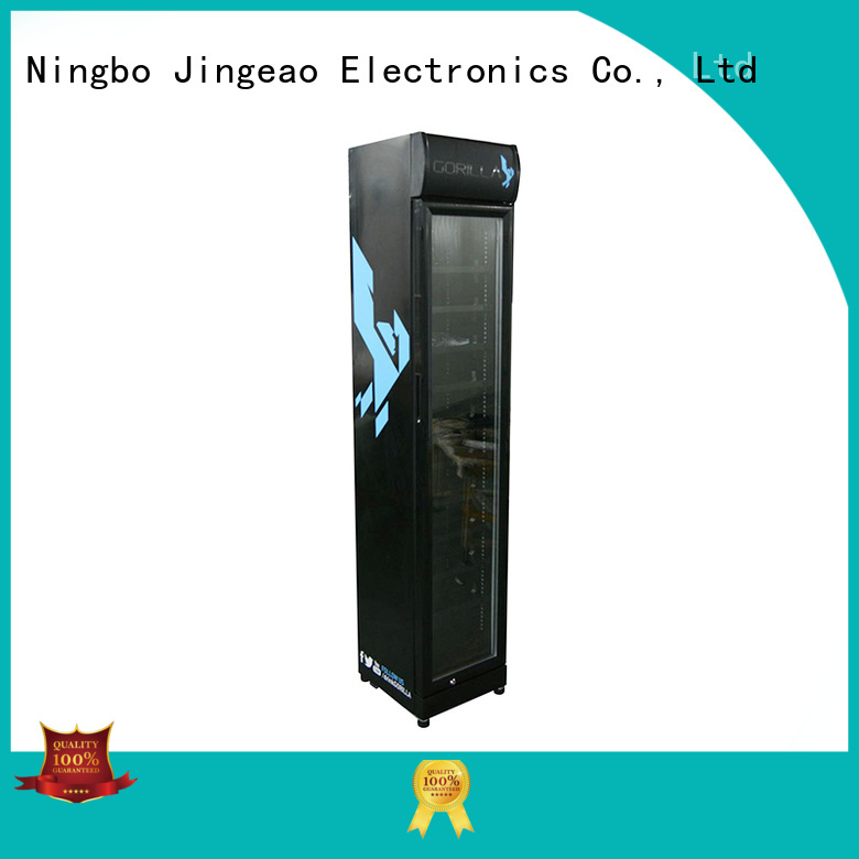 Jingeao easy to use medical refrigerator owner for pharmacy