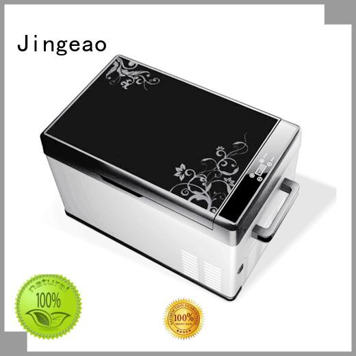 Jingeao good looking car refrigerator application for car