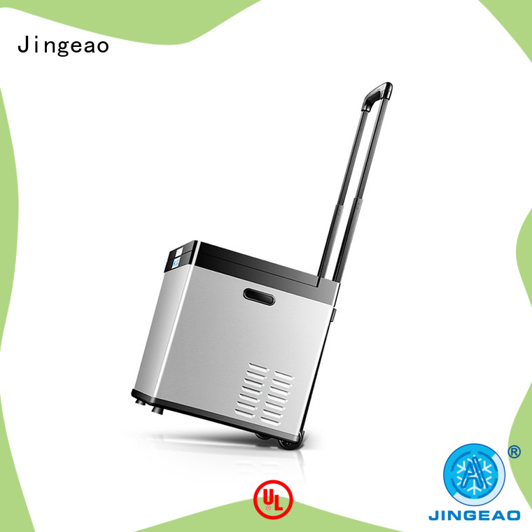 Jingeao fridge car fridge marketing for vans