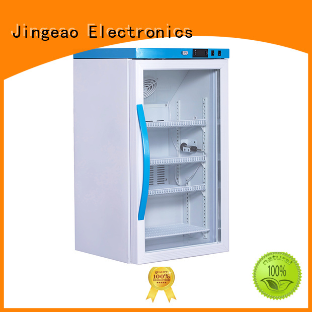 Jingeao fashion design pharmacy freezer for pharmacy