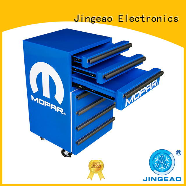 Jingeao high quality toolbox refrigerator shop now for company
