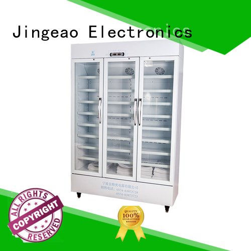 Jingeao pharmaceutical fridge equipment for drugstore