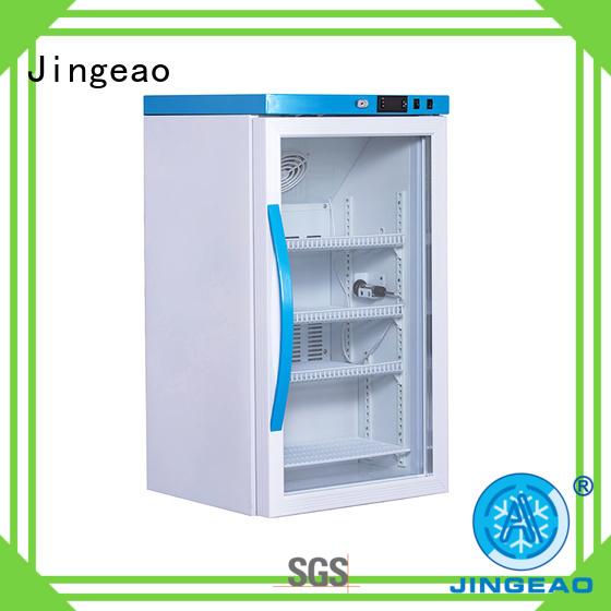 Jingeao medical pharmacy freezer testing for pharmacy