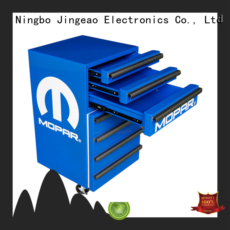 Jingeao accurate toolbox fridge manufacturer for store