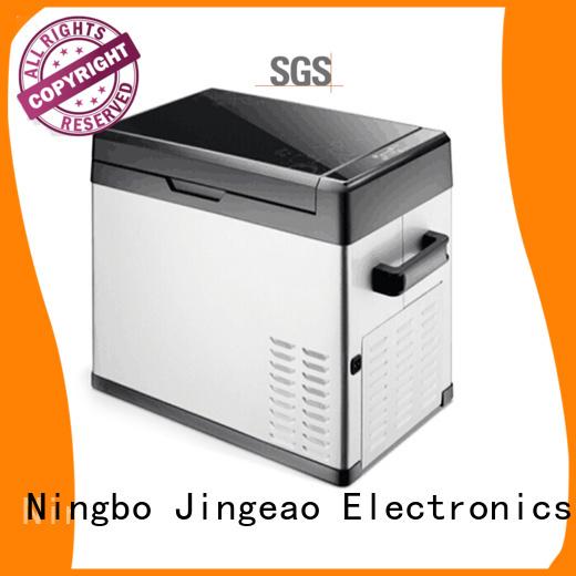 Jingeao coolest vehicle refrigerator for-sale for vans