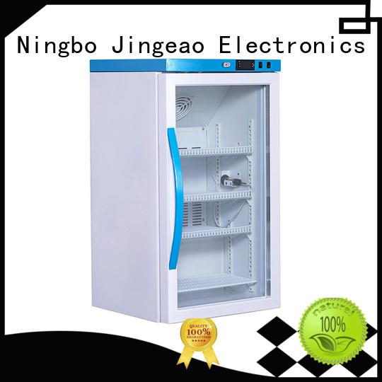 Jingeao fridge medication fridge with lock speed for pharmacy