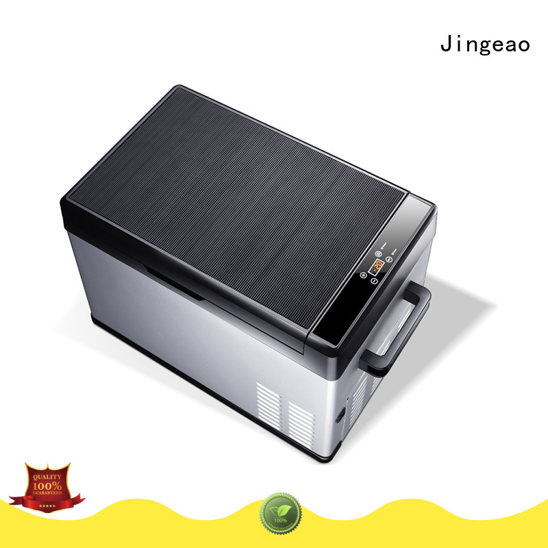 outdoor compact refrigerator type for car Jingeao