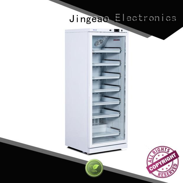 Jingeao easy to use pharmacy refrigerator speed for pharmacy
