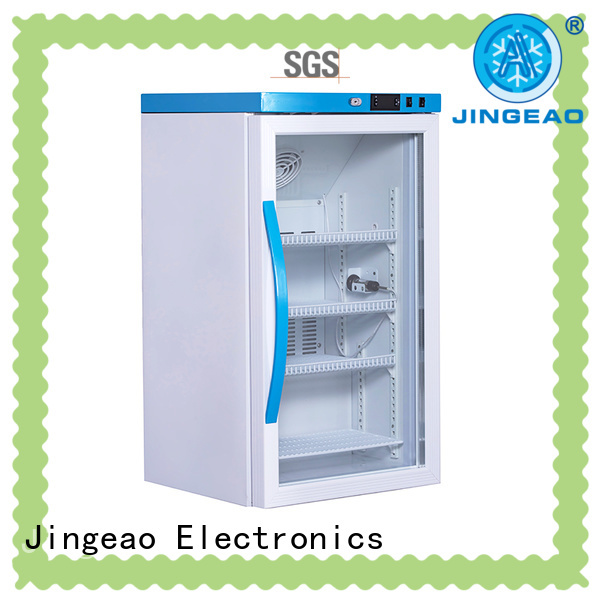 Jingeao low-cost medical refrigerator temperature for hospital