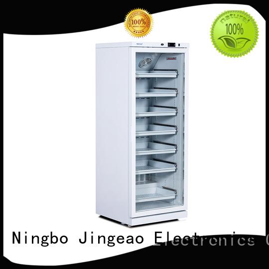 Jingeao fashion design pharmacy freezer testing for pharmacy