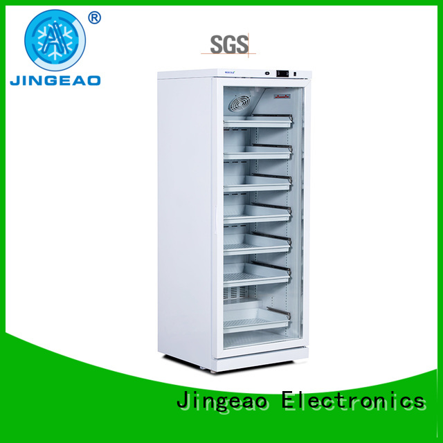 Jingeao automatic pharmacy refrigerator experts for hospital