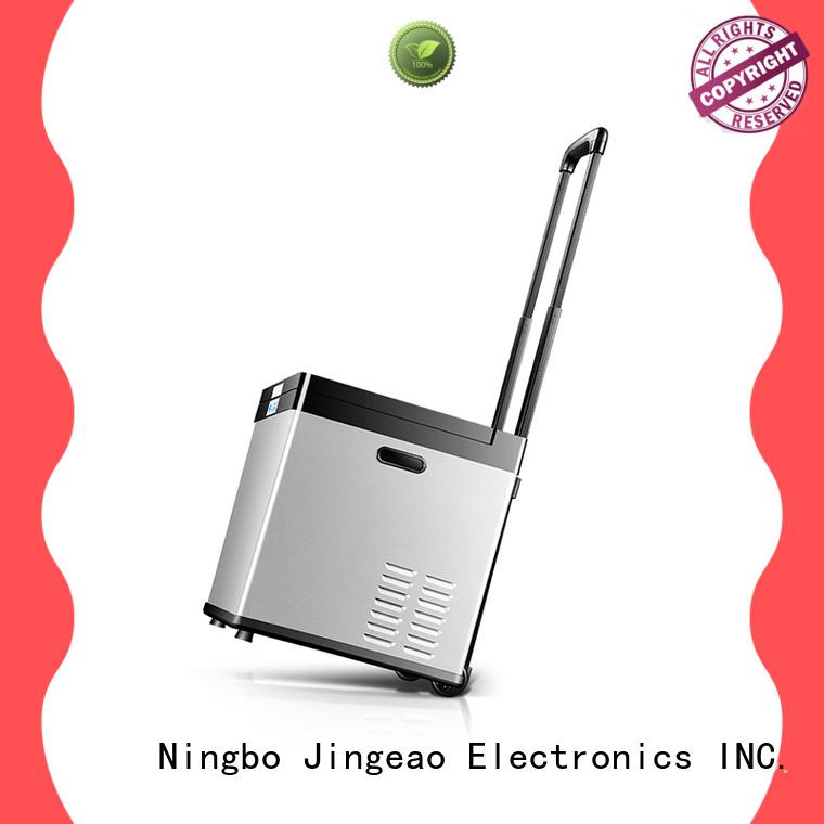 Jingeao fridge 12v portable cooler research for car