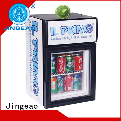 Jingeao display commercial display fridges type for store