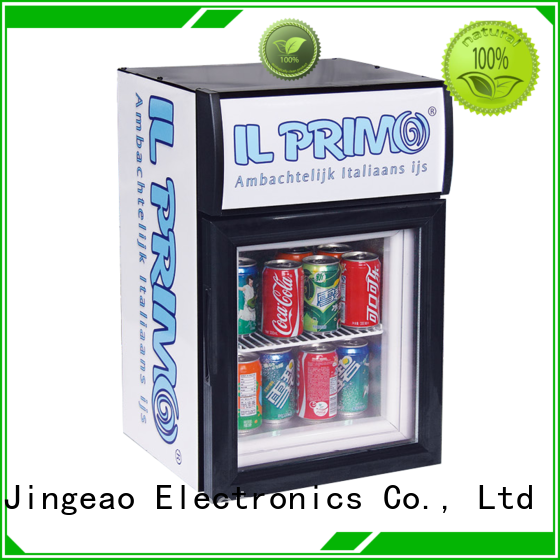 Jingeao cooler commercial display refrigerator management for bakery