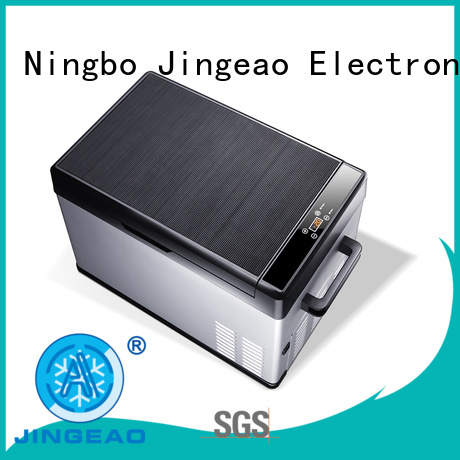 Jingeao cheap car fridge improvement for vans