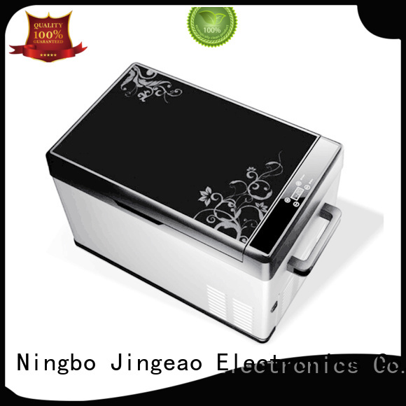 Jingeao compressor vehicle refrigerator environmentally friendly for vans
