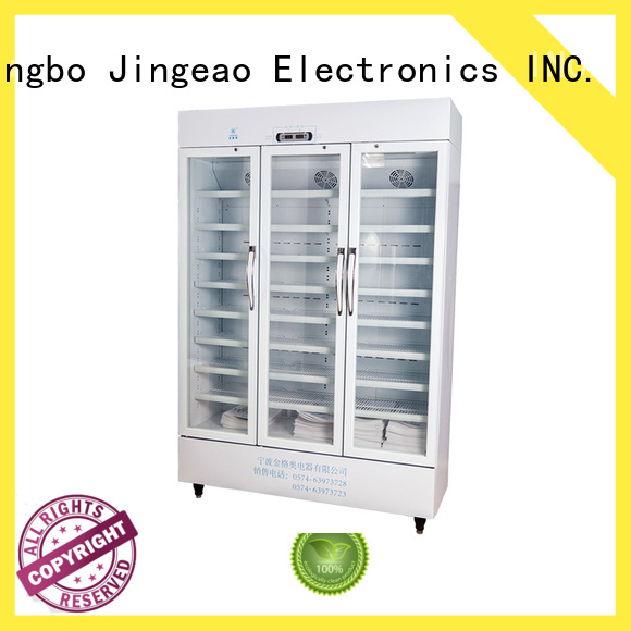 power saving refrigerator with lock medical circuit for drugstore