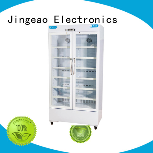 Jingeao multiple choice medical refrigerator for pharmacy