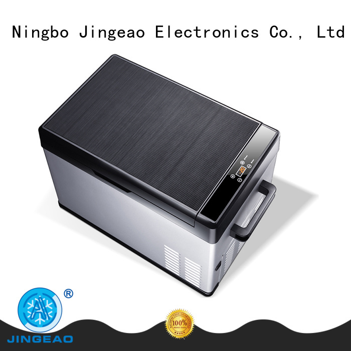Jingeao small small outdoor refrigerator car for car