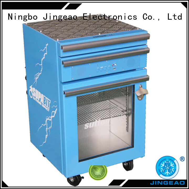 Jingeao toolbox fridge price buy now for supermarket