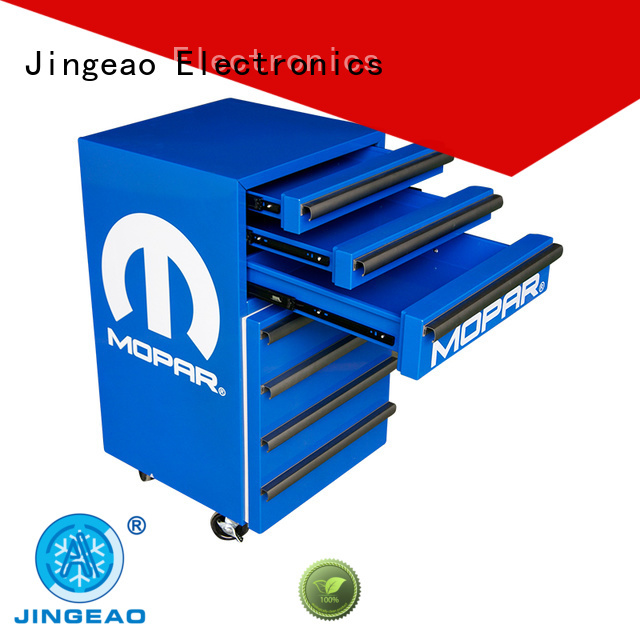 Jingeao efficient toolbox cooler efficiently for wine