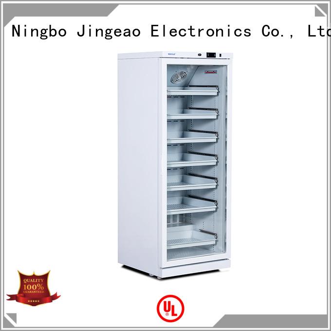 Jingeao medical pharmaceutical refrigerator speed for drugstore