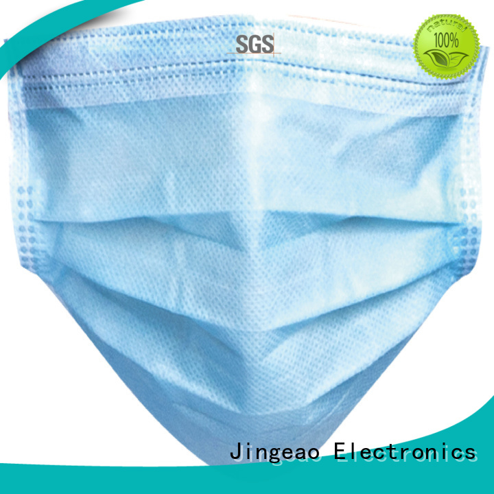 Jingeao good quality disposable mask supplier for medical industry