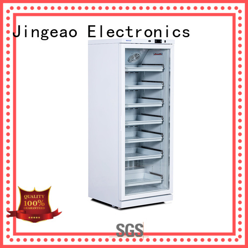 Jingeao accurate small medical freezer China for hospital