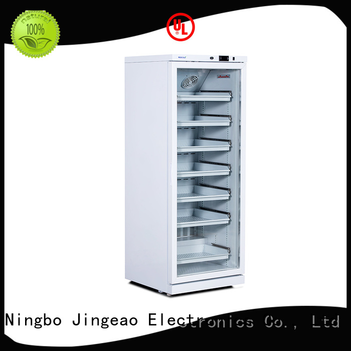 Jingeao automatic pharmacy fridge effectively for pharmacy
