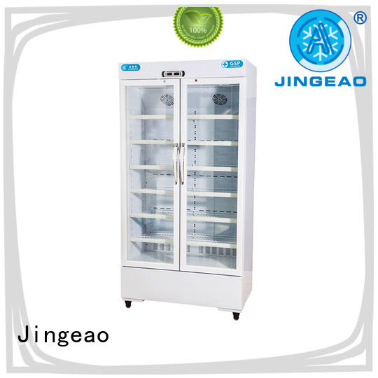 Jingeao power saving medical refrigerator effectively for hospital