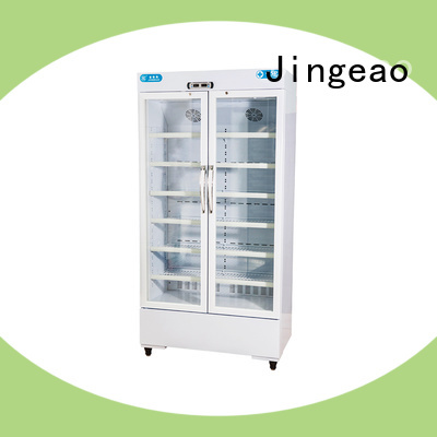 Jingeao low-cost medical fridge with lock supplier for hospital