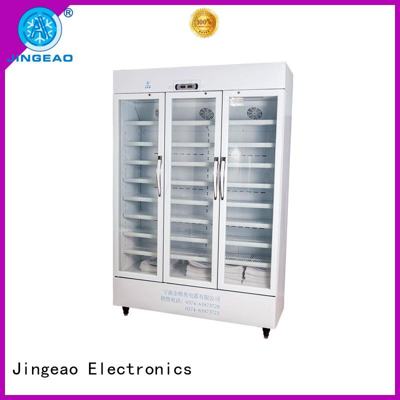 Jingeao liters pharmacy fridge manufacturers for hospital