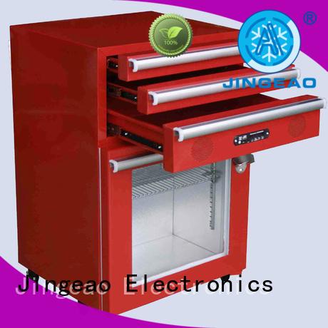 Jingeao door toolbox cooler overseas market
