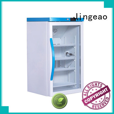 Jingeao high quality pharmacy refrigerator experts for pharmacy