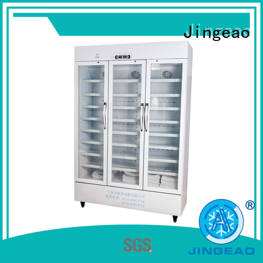 Jingeao accurate blood bank refrigerator medical for drugstore