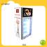 viedo fridge with lcd screen fridge for resturant Jingeao