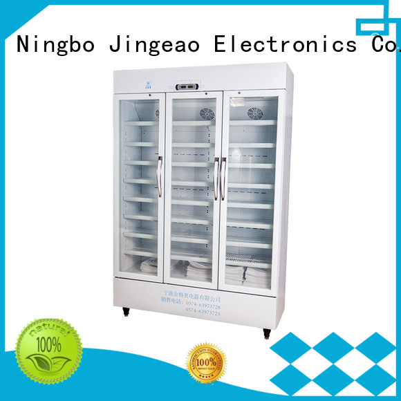 Jingeao easy to use pharmacy refrigerator effectively for pharmacy