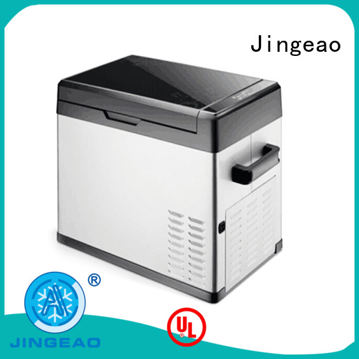 Jingeao compressor vehicle refrigerator protection for vans
