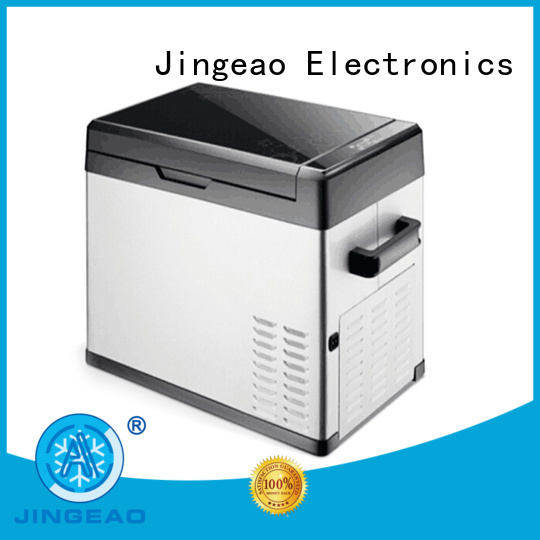Jingeao portable fridge management for vans
