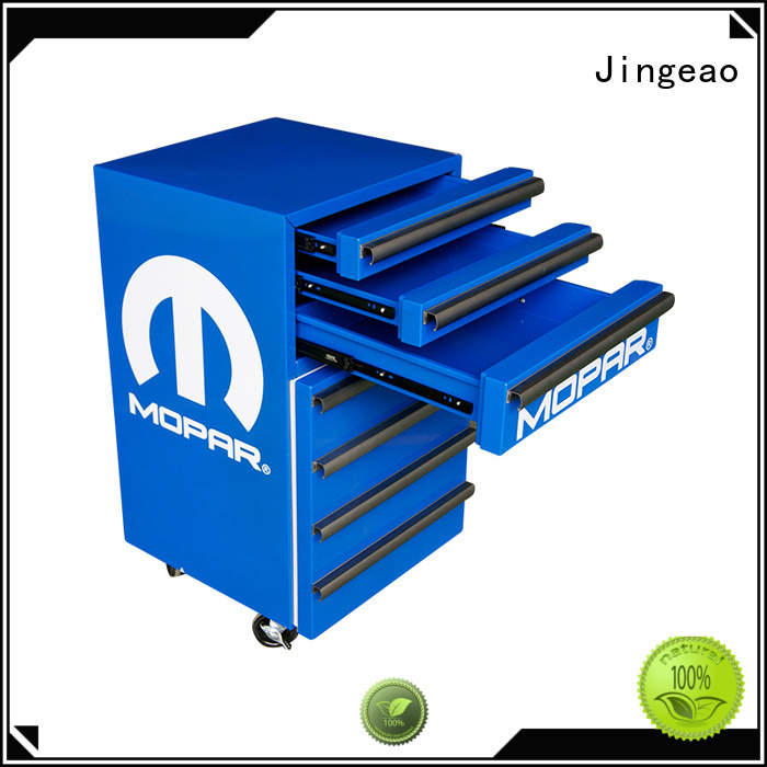 Jingeao accurate tool box refrigerator overseas market for restaurant