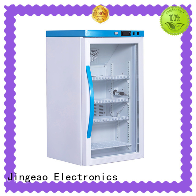 Jingeao easy to use medical refrigerator development for hospital