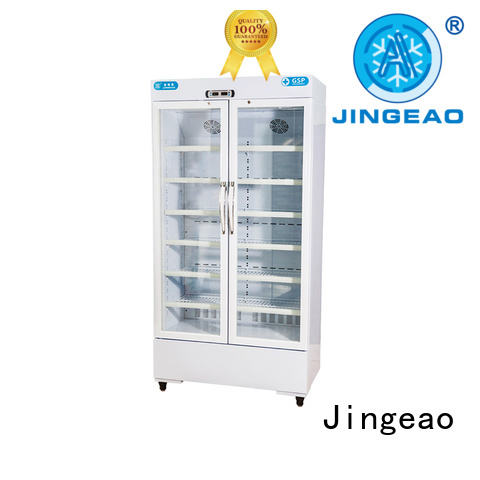 Jingeao low-cost pharmacy freezer experts for hospital