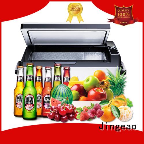 Jingeao small car fridge research for car